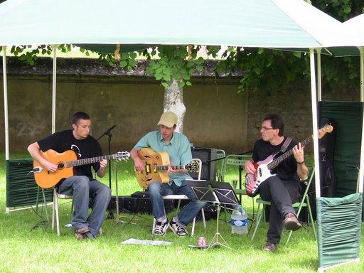 Banlieu Swing Trio