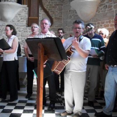 les jARTdins de Montagny, 22 et 23 mai, 2010