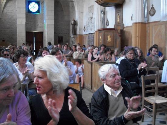 Jartdin de Montagny, 23 mai 2010