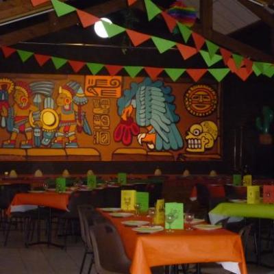 Dîner-concert mexicain, 6 mars, 2010