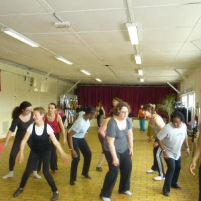 Stage de Danse - 2010