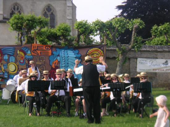 L'Harmonie d'Etrépagny