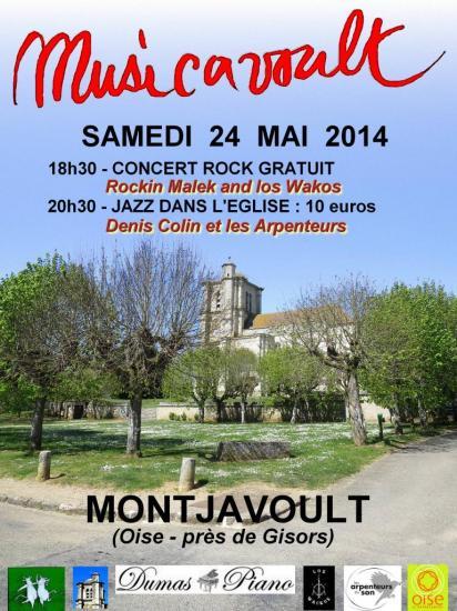 Musicavoult 2014 - 17eme festival annuel
